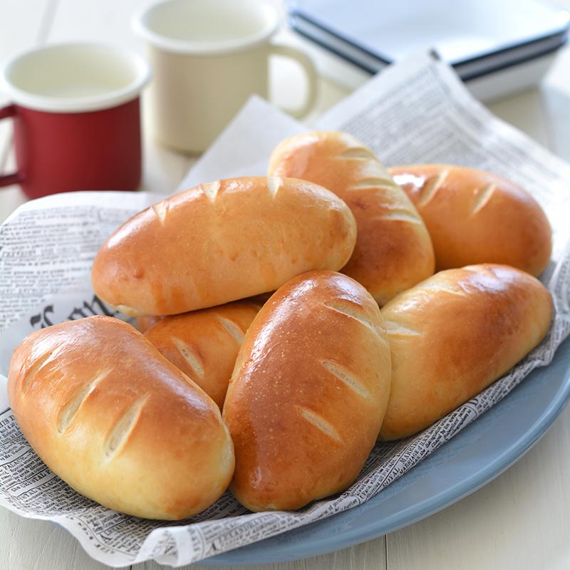 キタノカオリ牛乳パン