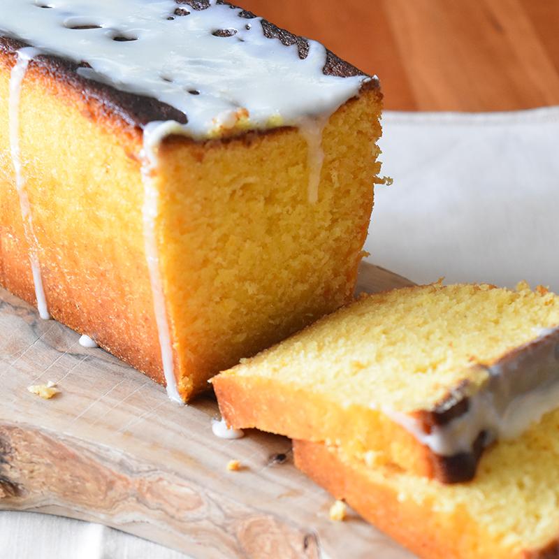 オレンジマーマレードケーキ