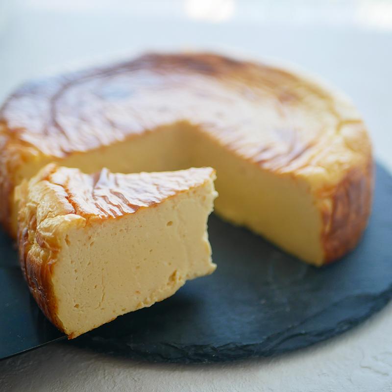 【低糖質レシピ】半熟チーズケーキ