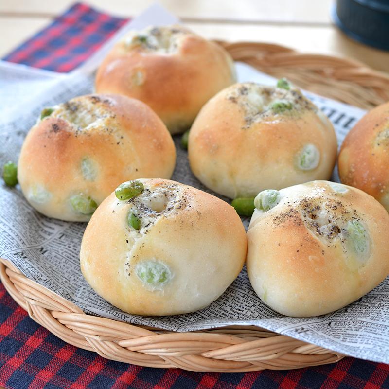春恋枝豆バターパン