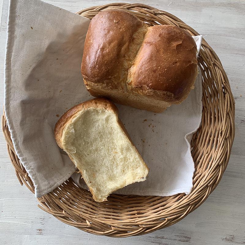 練乳食パン