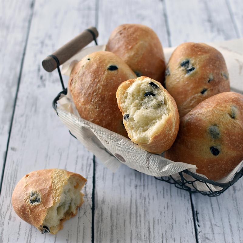 オリーブのパン