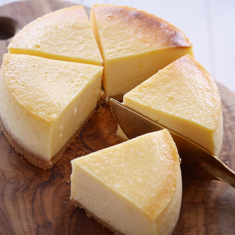 とろける!超濃厚ニューヨークチーズケーキ