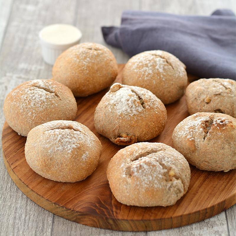 栗とくるみのふすまパン