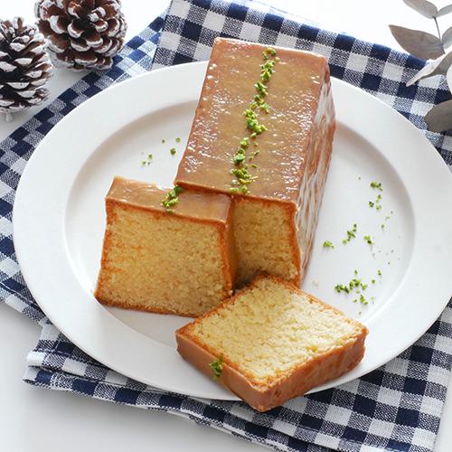 しっとり♪メープルアイシングケーキ