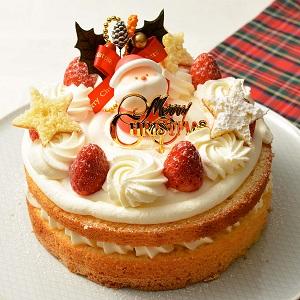 プロから教わる!北海道産薄力粉を使用したクリスマスショートケーキ