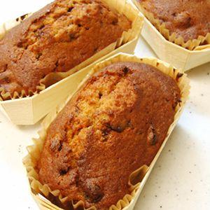 黒糖ラムレーズンケーキ
