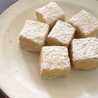 和三盆きなこ、米粉のほろほろ